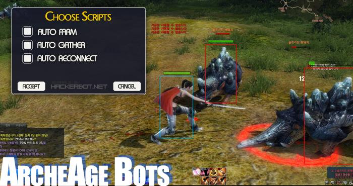 archeage bots