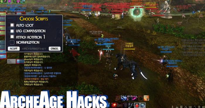 ArcheAge Hacks 2