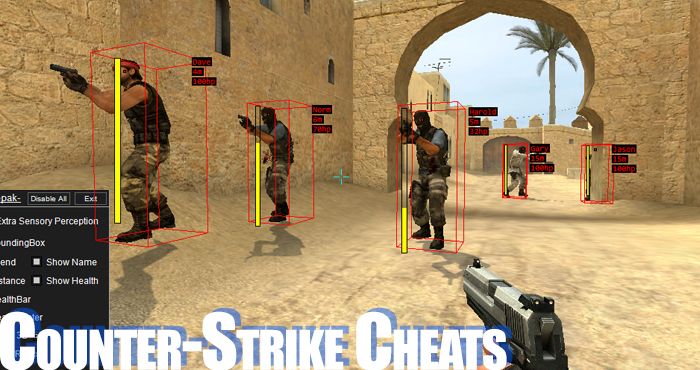 Counter-Strike Cheats 2