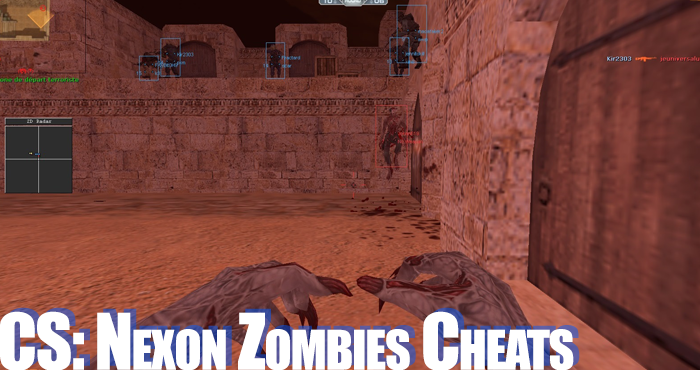 Counter-Strike Nexon Zombies Cheating Methods and Exploits 2