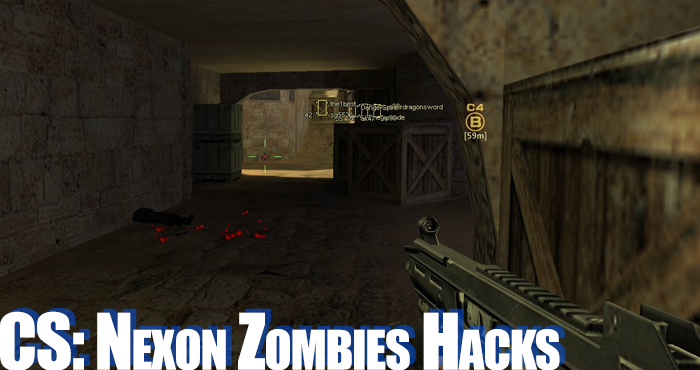 Counter-Strike Nexon Zombies Cheating Methods and Exploits