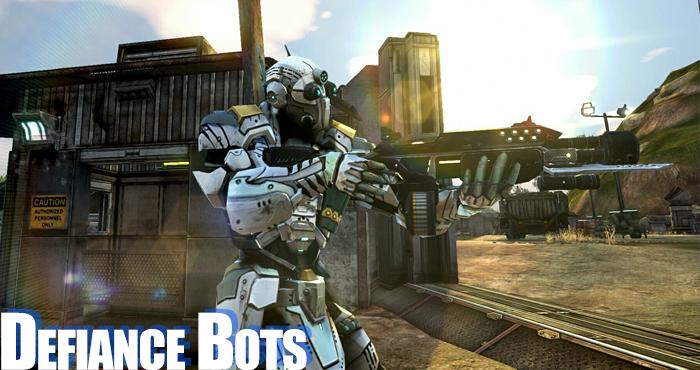defiance bots