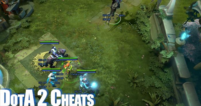 DOTA 2 Cheats