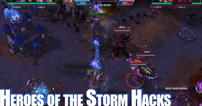 heroes of the storm hacks