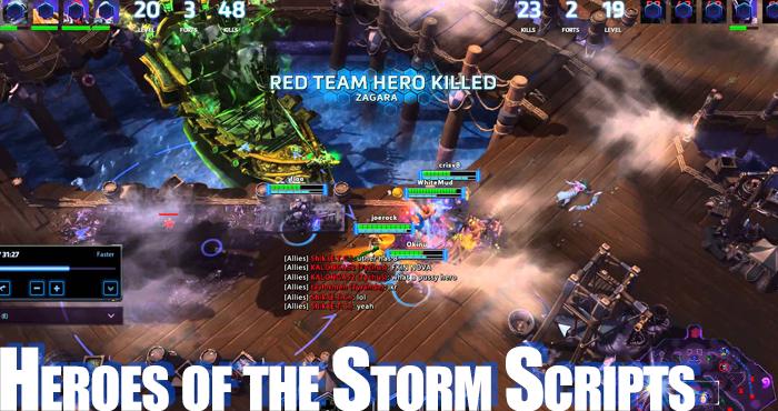 Heroes of the Storm Hacks 2
