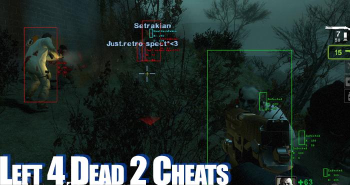 Left 4 Dead 2 Cheat 2