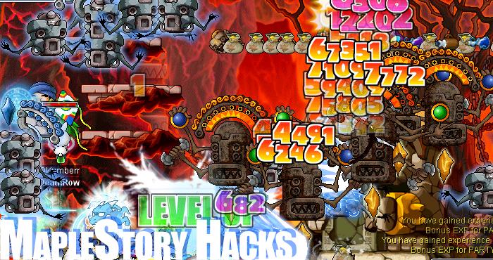 MapleStory Bots 6