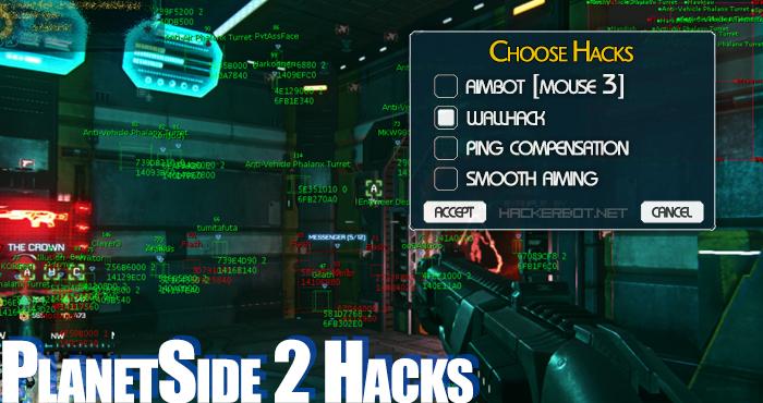 Planetside 2 ESP Hacks 2