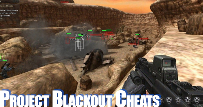 Project Blackout Cheats 2