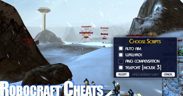 Robocraft Cheat