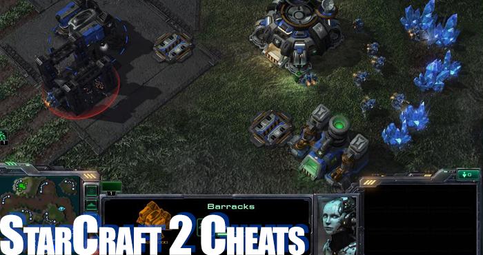 SC2 Map Hacks 2