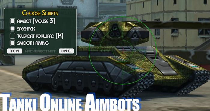 tanki online aimbots Tanki Online Cheat3