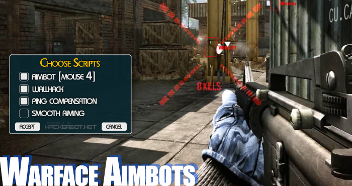 Warface Cheat, Warface Aimbots (Auto Aim) Wallhacks 2