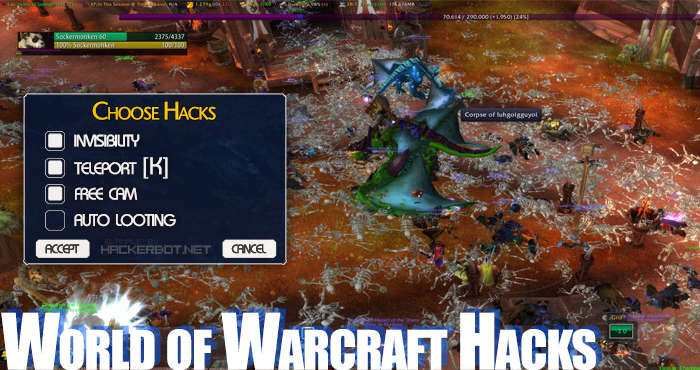 World of Warcraft Hacks