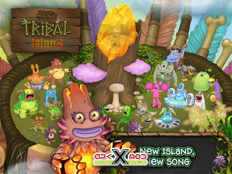 My Singing Monsters v1.3.6 Android Apk Hack (Money) Mod Download