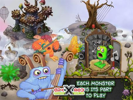 My Singing Monsters v1.3.6 Android Apk Hack (Money) Mod Download 2