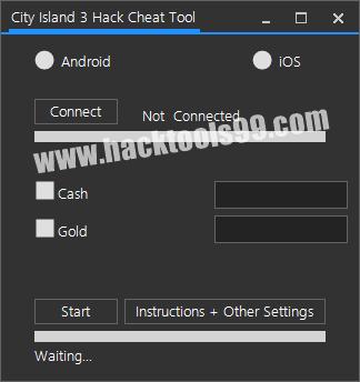 City Island 3 Hack Tool