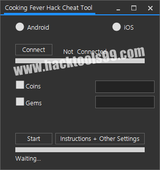 Cooking Fever Hack Tool