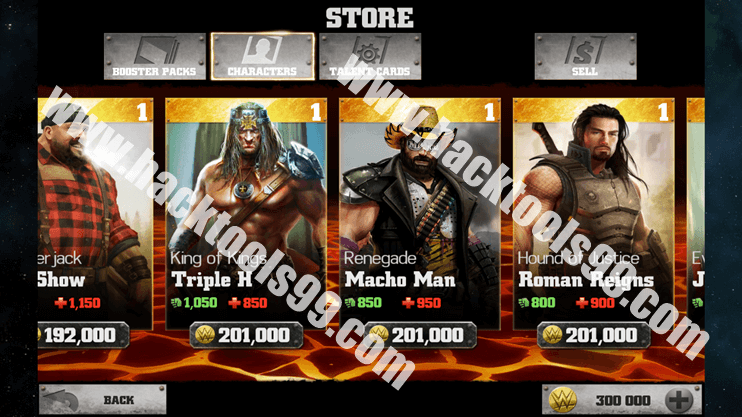 WWE Immortals Hack Working Proof