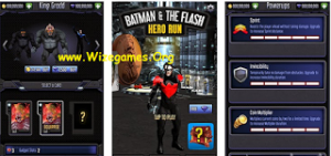 batman the flash cheat