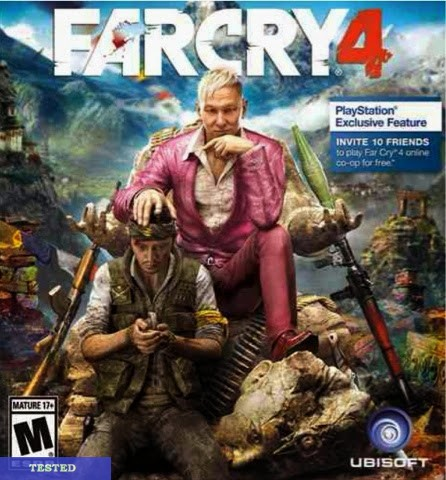 Ps4 far cry rated 10/10