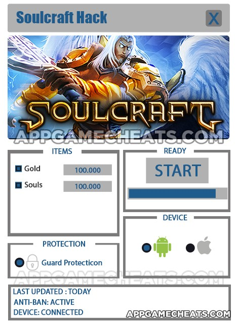SoulCraft Hack for Gold