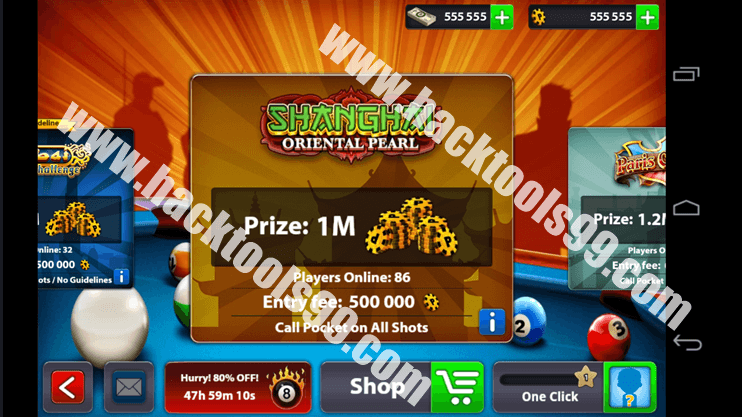 8 Ball Pool Hack Working Proof 3