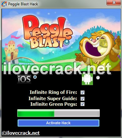 Peggle Blast cheats ios proof