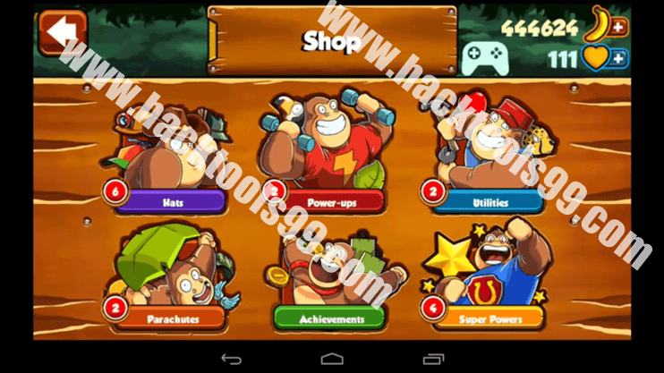 Banana Kong Hack Working Proof