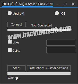 Book of Life Sugar Smash Hack Tool