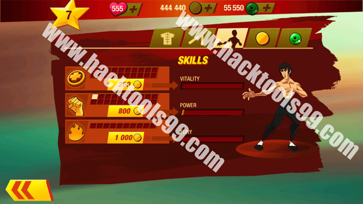 Bruce Lee Enter the Game Hack Working Proof
