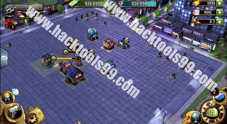 Clash of Gangs Hack Working Proof