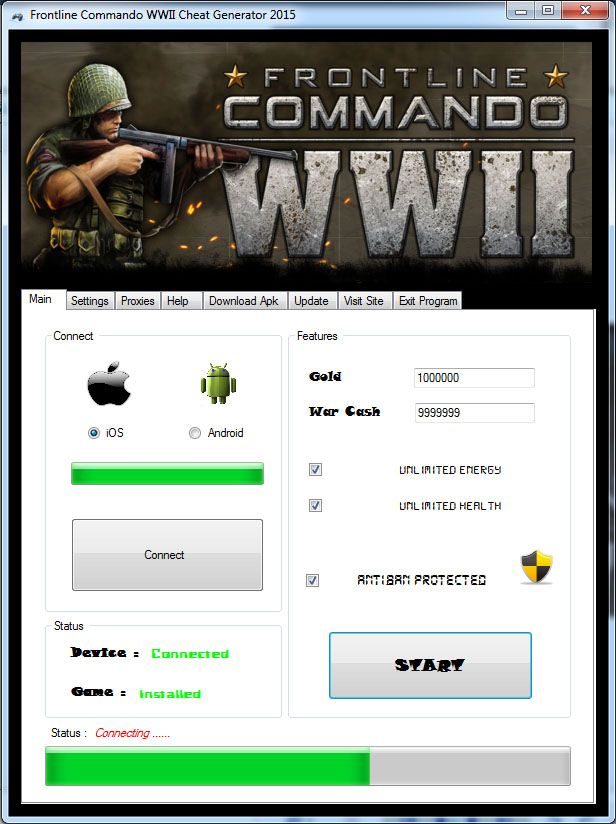 Frontline Commando WW2 Hack