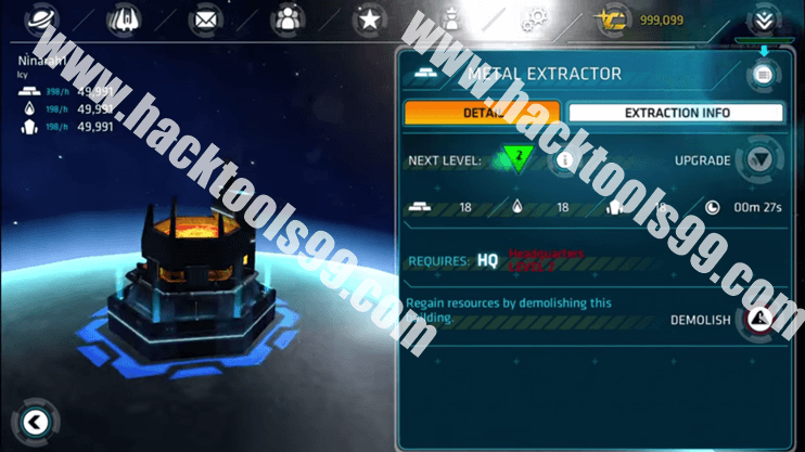 Galaxy on Fire Alliances Hack Working Proof