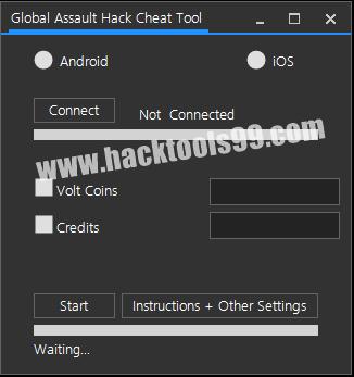 Global Assault Hack Tool