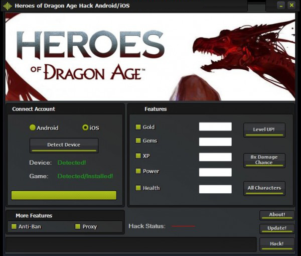 Heroes Of Dragon Age Hack 2