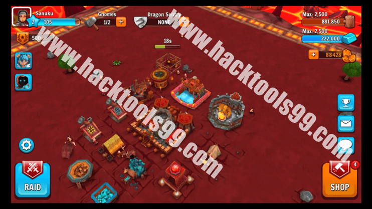 Mark of the Dragon Hack Working Proof