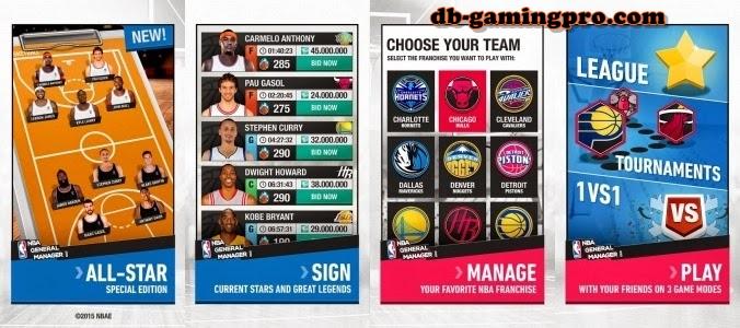 NBA General Manager 2015 Hack Cheats