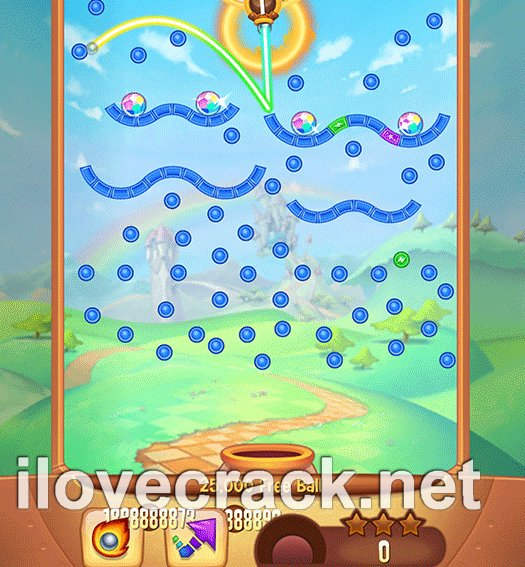 Peggle Blast cheats android proof