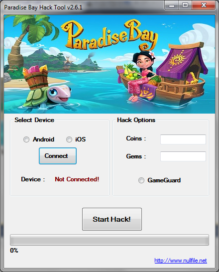 Paradise Bay Cheats Hack