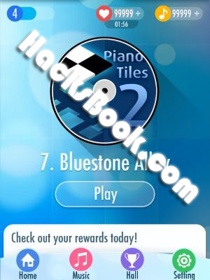 Piano Tiles 2 Hacked