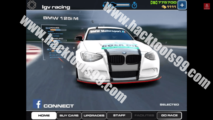 Race Team Manager Hack Working Proof