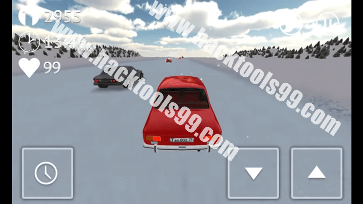 Russian Winter Traffic Racer Hack Working Proof