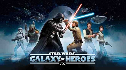 Star Wars Galaxy of Heroes Hack No Survey