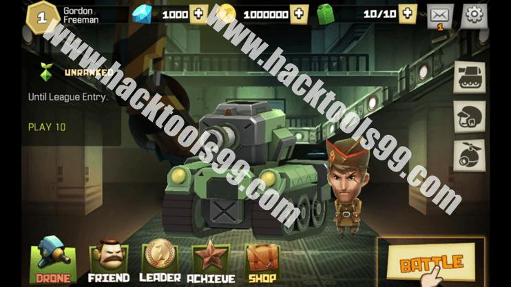 Top Tank Last Tank Standing Hack Working Proof