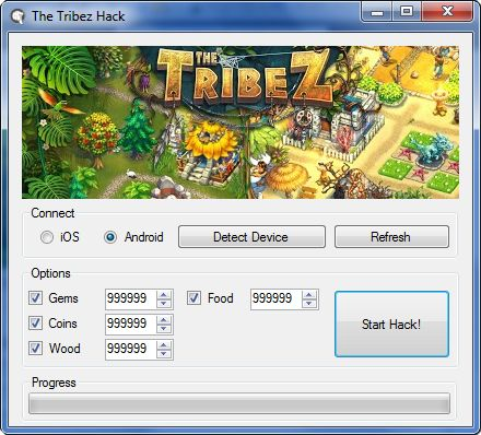 The Tribez Hack 1
