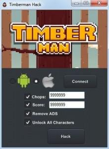 Timberman Hack