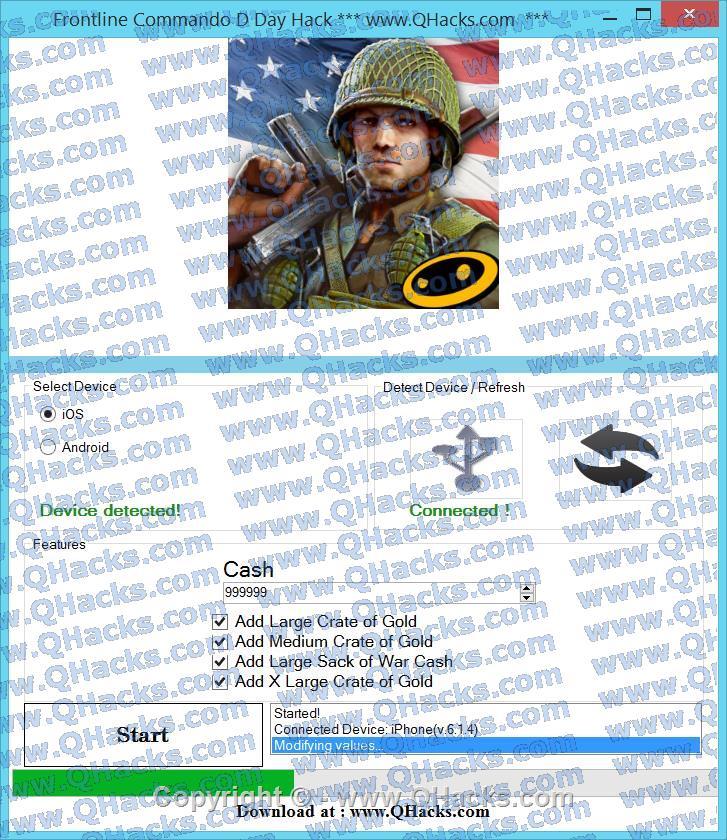 Frontline Commando D Day hacks