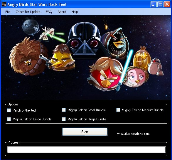 angry birds star wars hack tool download Angry Birds Star Wars Hack Tool Download