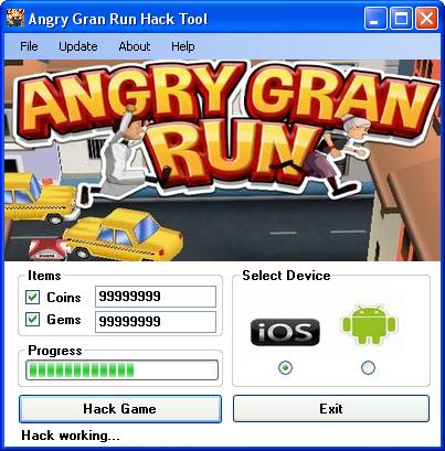 angry gran run hack tool download Angry Gran Run Hack Tool Download